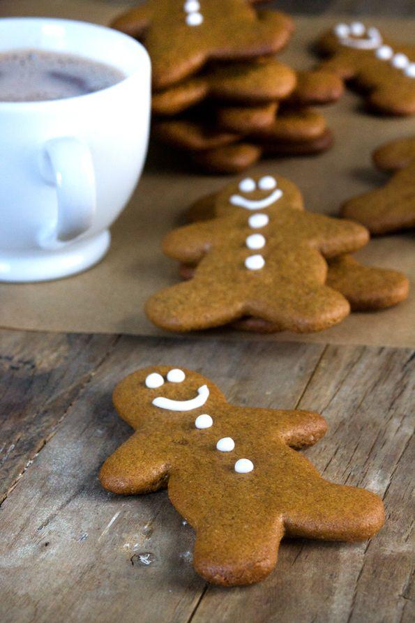 Ginger bread cookies glutenfree