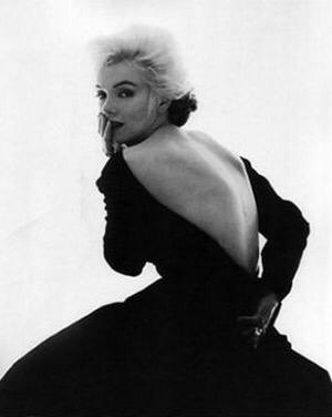 Marilyn Monroe LBD