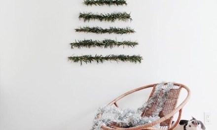"""DIY: de """"wall tree"""""""