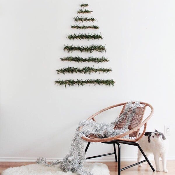 "DIY: de ""wall tree"""