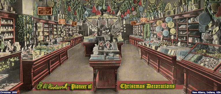 Woolworth Christmas 1909 - OHIMP