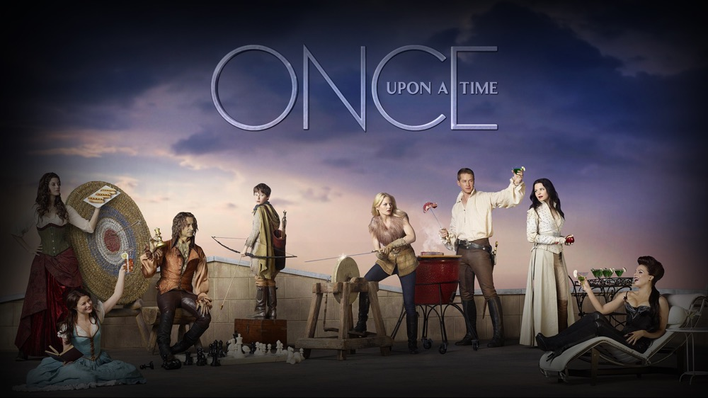 Family Friendly Netflix series - Once upon a Time