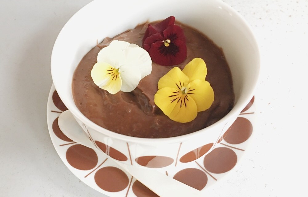 Is chocola gezond? (+ healthy chocolade mousse recept)