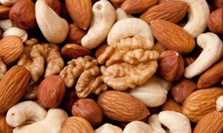 Afvallen met noten