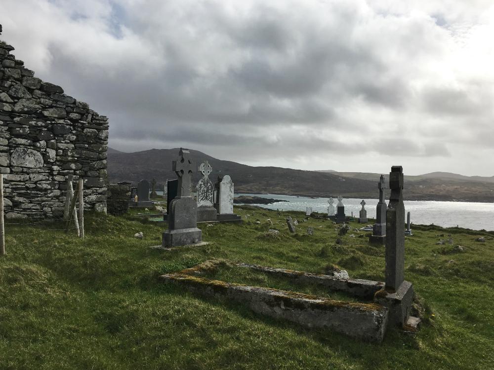 Oude begraafplaats Ring of Beara