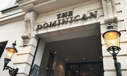 Hoteltip: The Dominican in Brussel