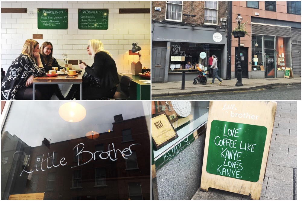 hotspots in Dublin - Brother Hubbard