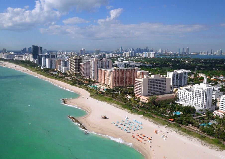Miami Beach? Check Palms Hotel & Spa