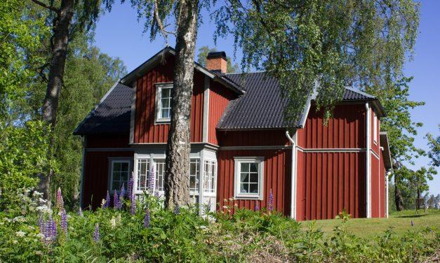 """Je """"eigen"""" vakantiehuis in Zweden + landschapsfotografie tips"""