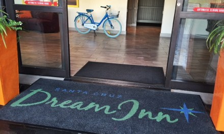 Santa Cruz hotel tip: Dream Inn