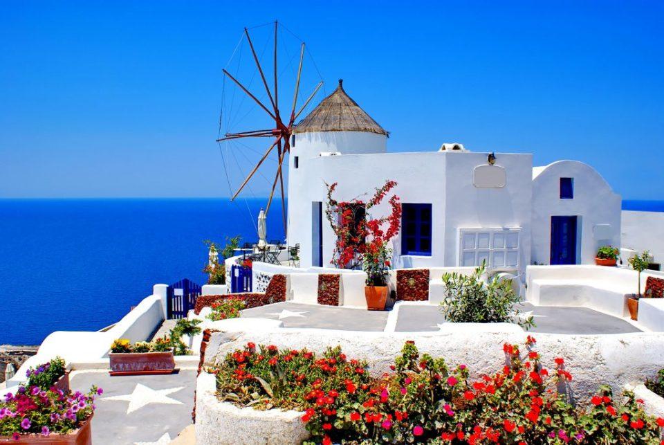 Santorini - OHIMP