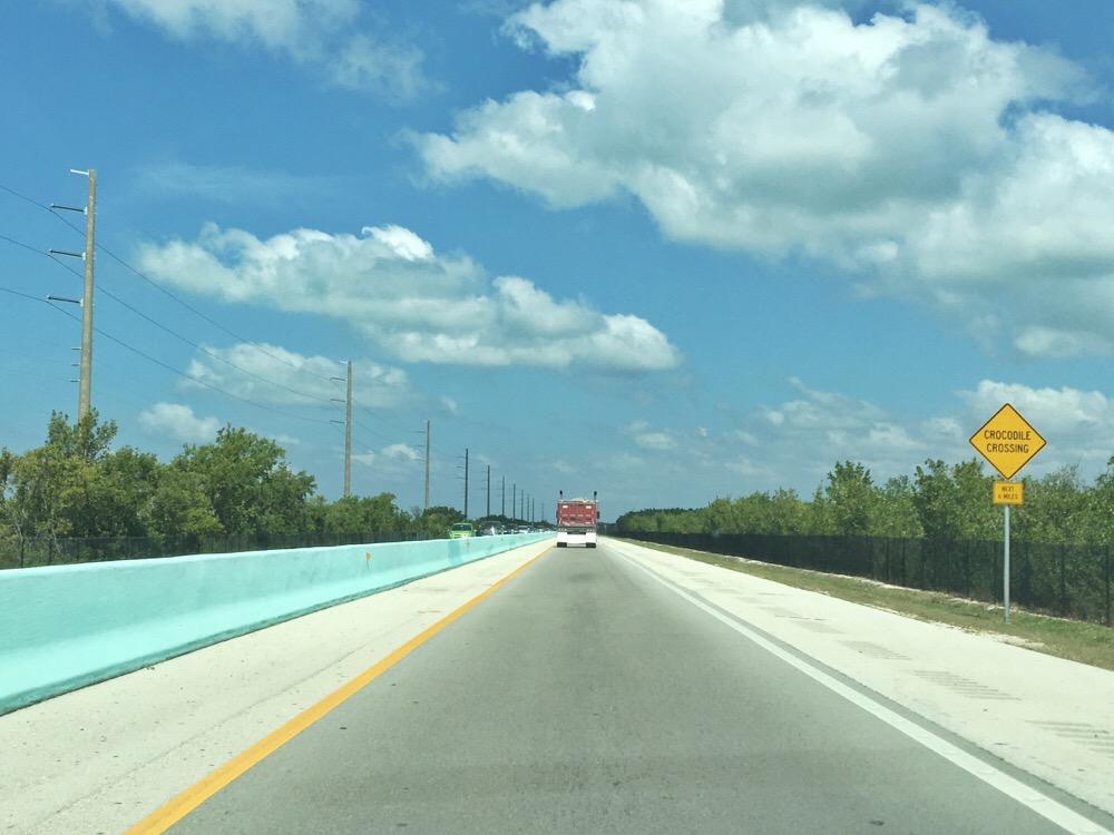 Key Largo Highway
