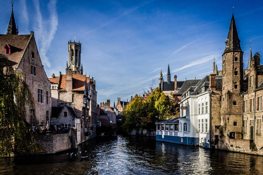 Brugge Bootje varen