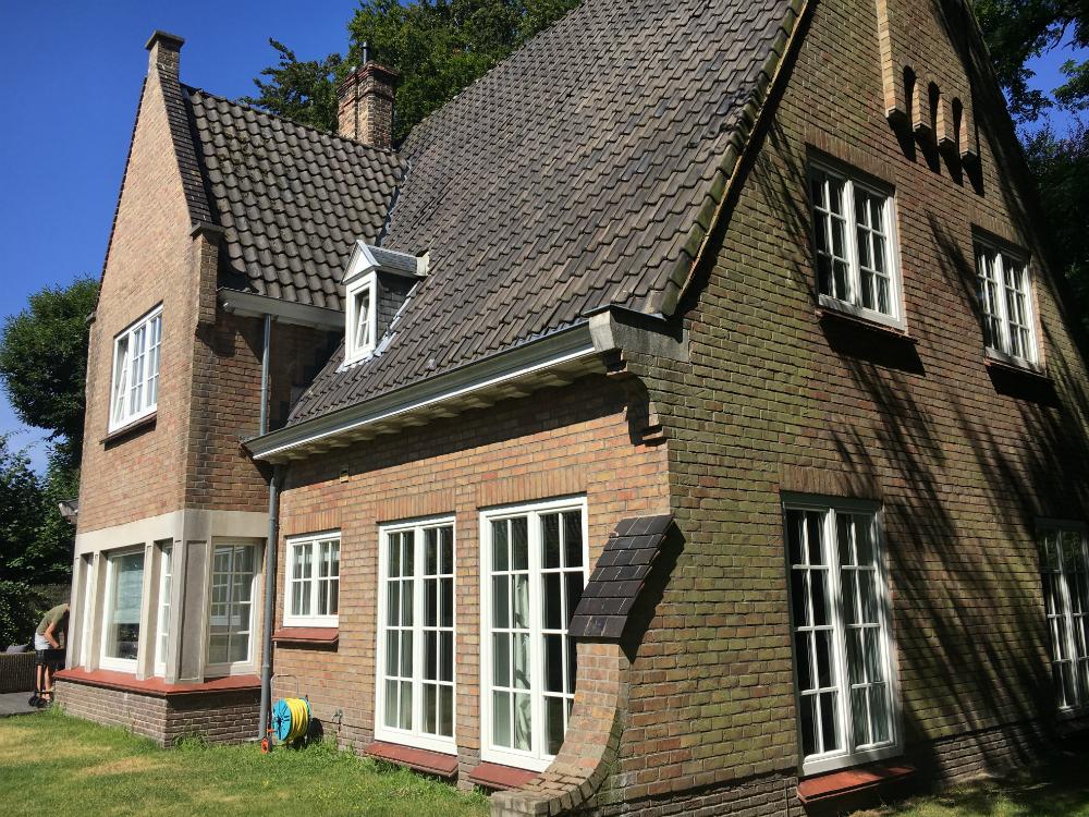 Huis Brugge met familie