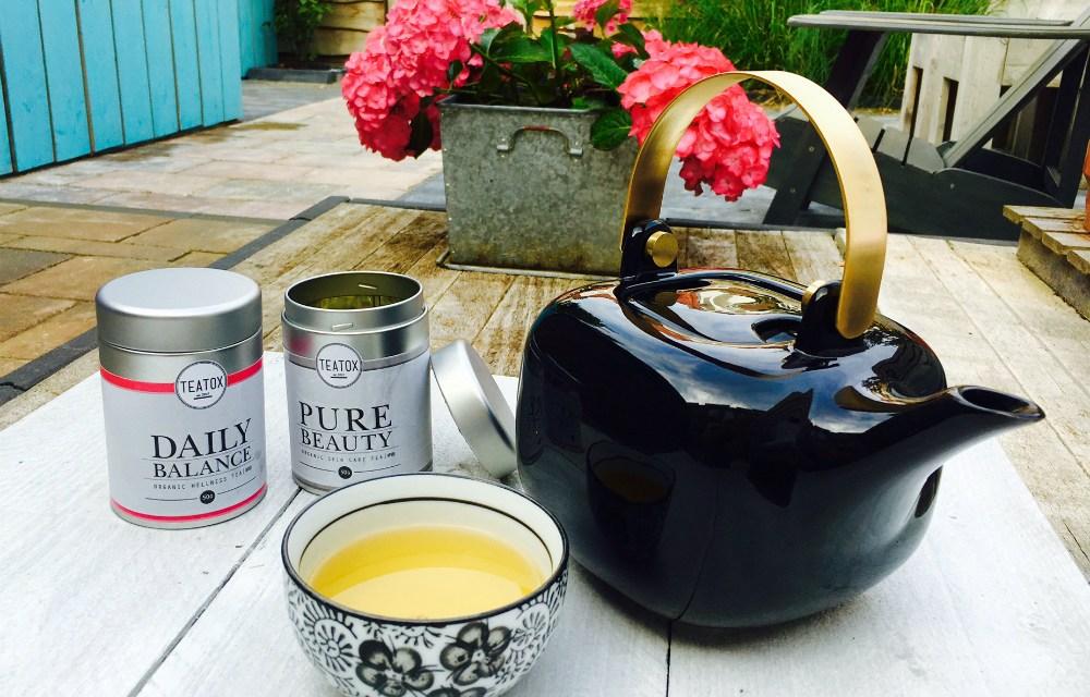 Teatox: een gezonde detox met thee
