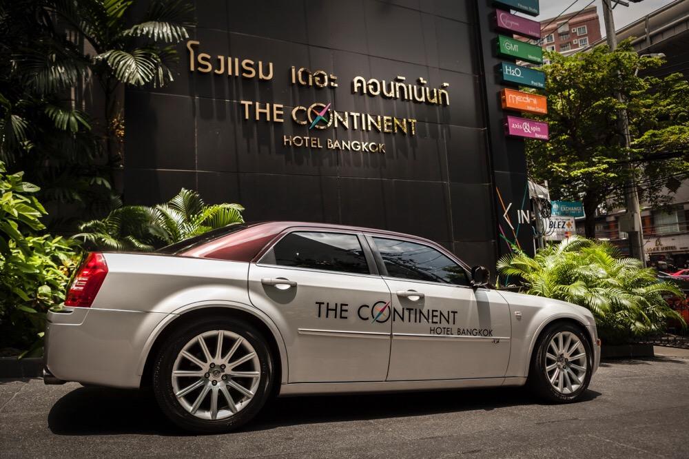 Limousine service The Continent
