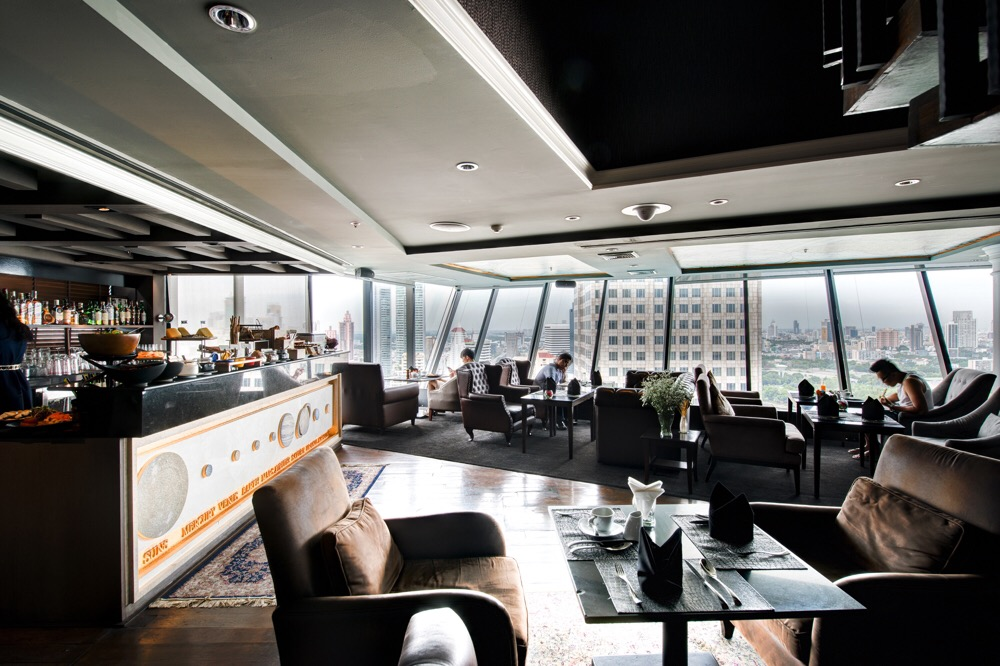 Skylounge The Continent