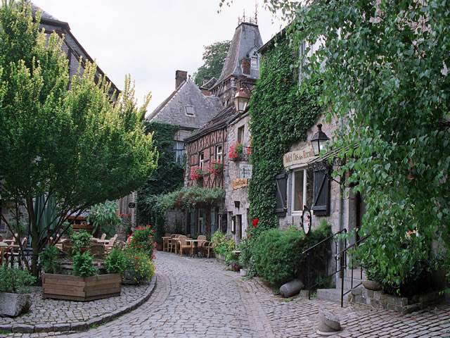 Durbuy: place-to-be in de Ardennen