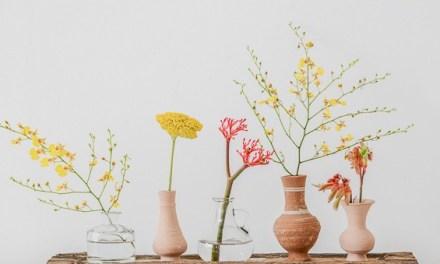 Bloementrend: de kleine vaasjes (+ win 3x bloemenboeket)