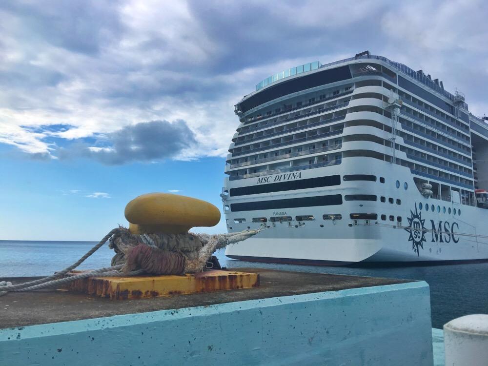 MSC Cruises - Divina