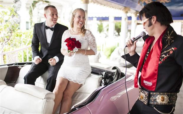 trouwen in las vegas