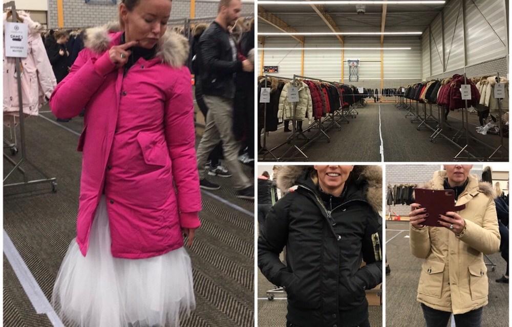 PPVDW: mag ik een Canada Goose jas? (a 800 euro)