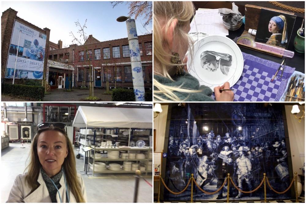 Delft: de Porceleyne Fles