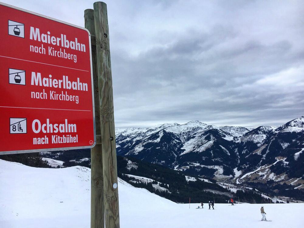 Piste Kirchberg Tirol