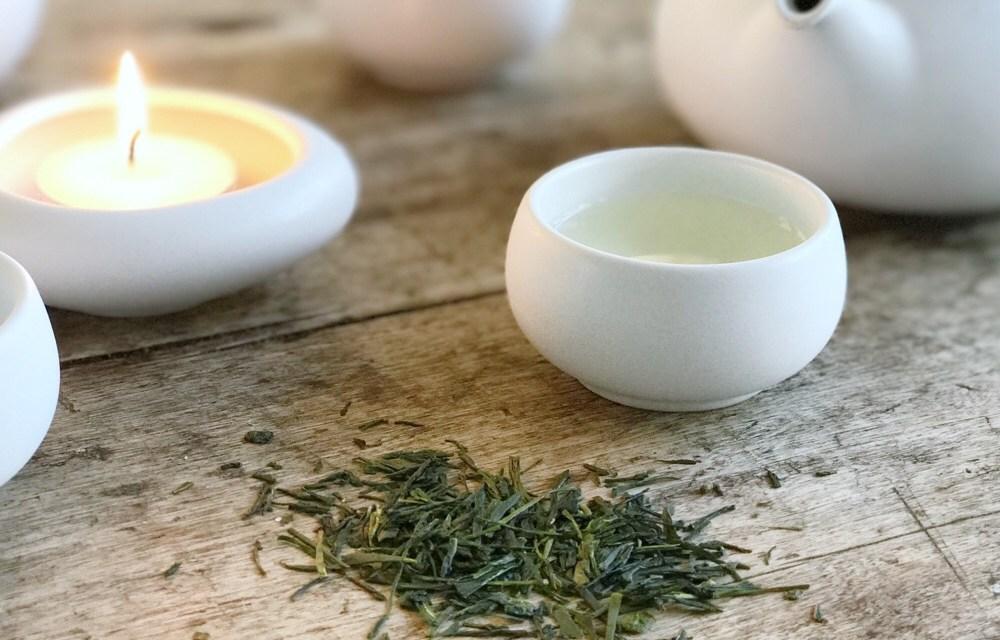 Versterk je weerstand met groene thee