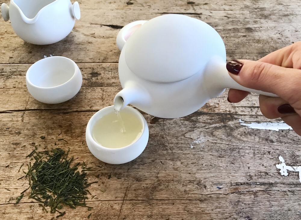 weerstand verhogen met groene thee