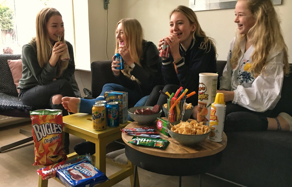 Amerikaanse snacks a la Gilmore Girls
