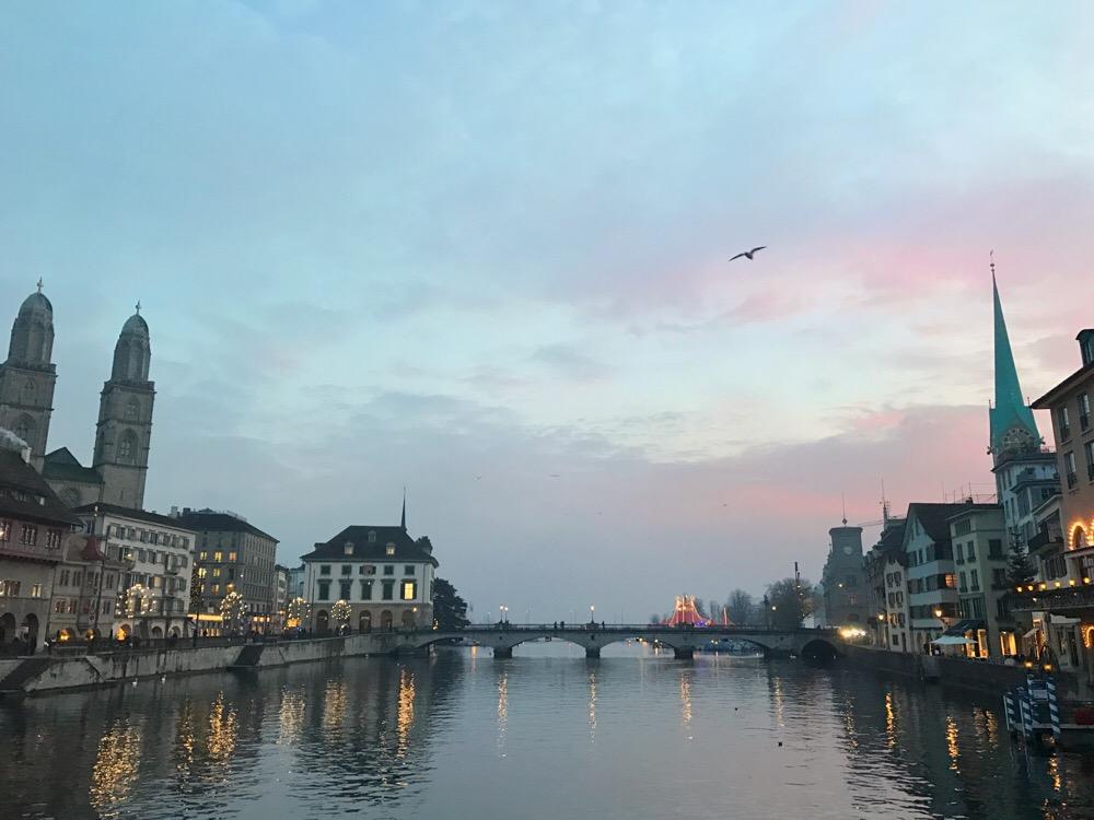 citytrip Zurich