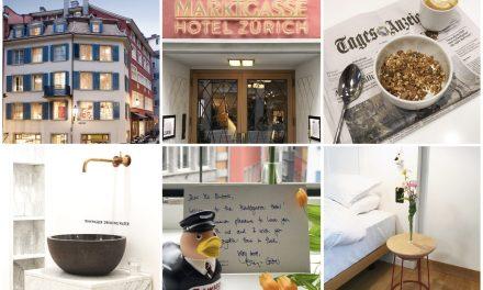 Hoteltip Zürich: Marktgasse Hotel