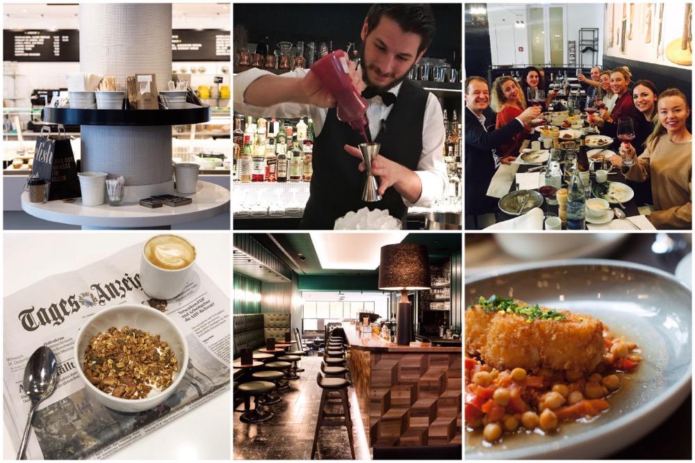 eten en drinken Marktgasse Hotel Zurich