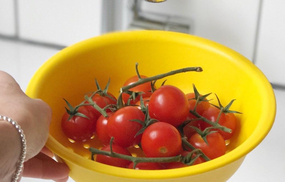 Verwarmde tomaten of rauwe tomaten, wat is gezonder?
