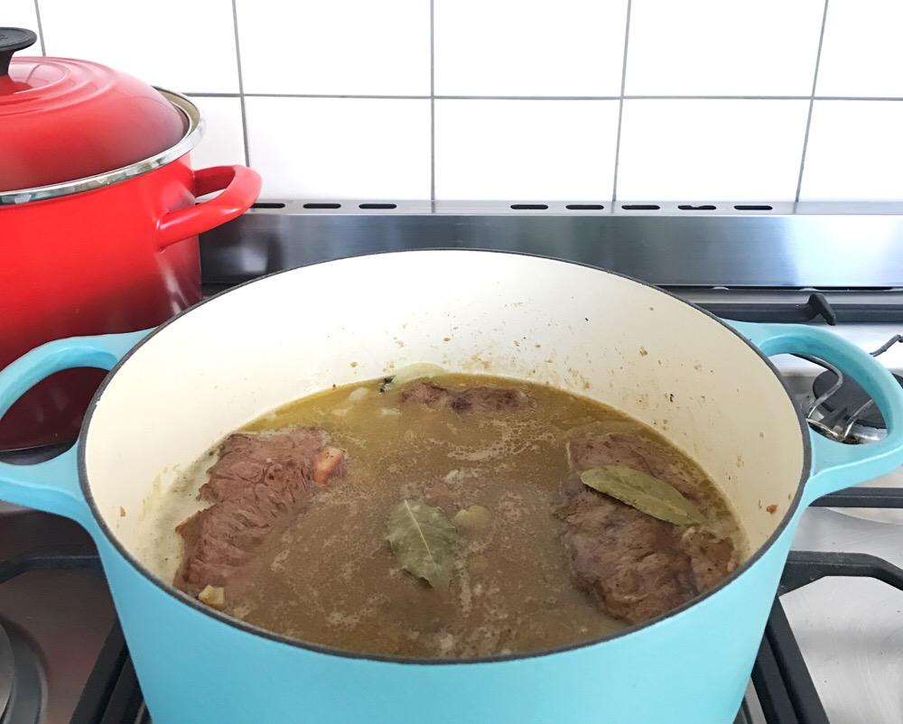 recept voor draadjesvlees
