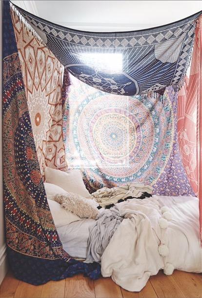 tapestry raamdecoratie