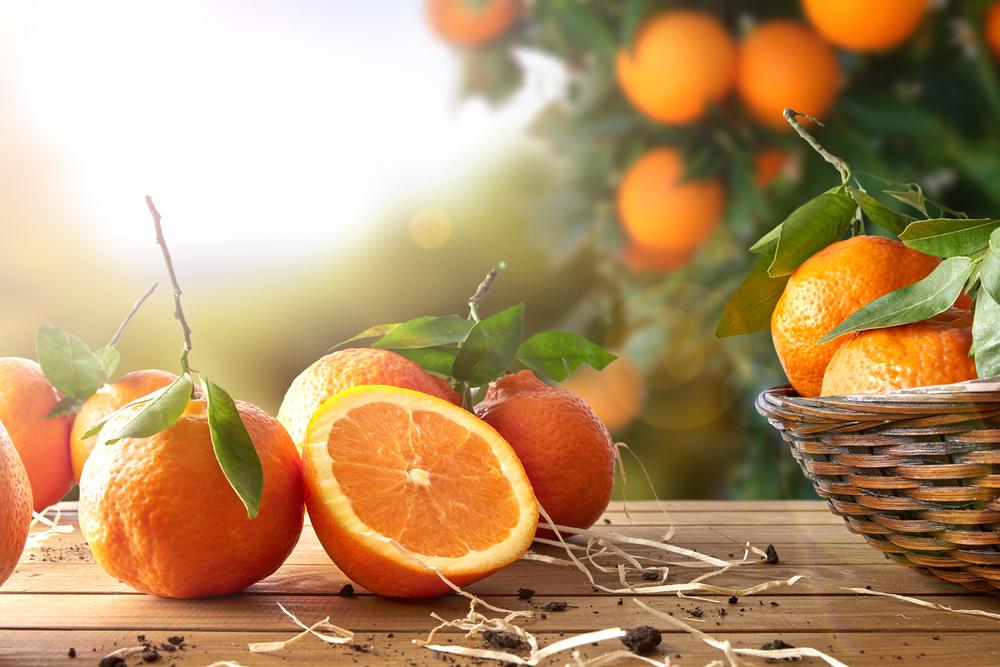 waarom zijn sinaasappelen gezond