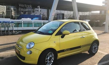 Hoe kom je snel op Schiphol? Met je eigen auto! (15% korting)