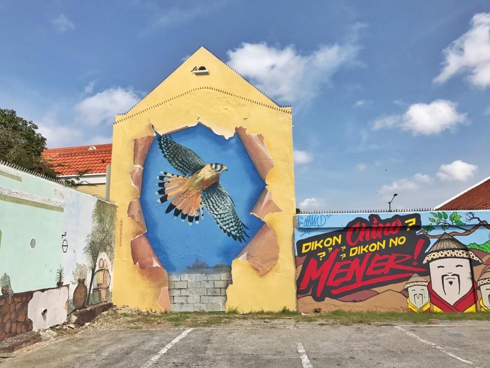streetart Curacao