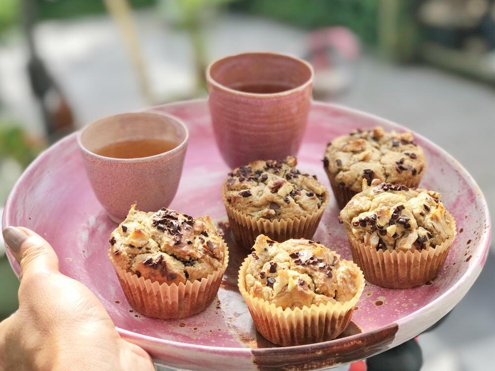muffins uit de blender