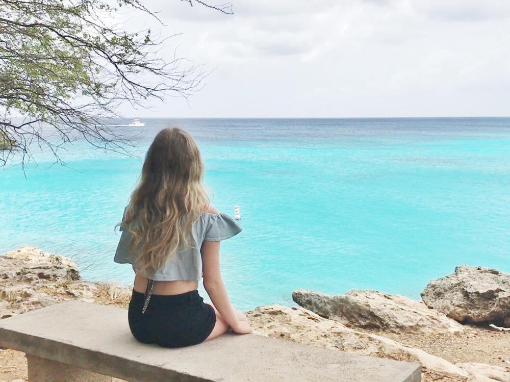 mooiste strand van Curacao