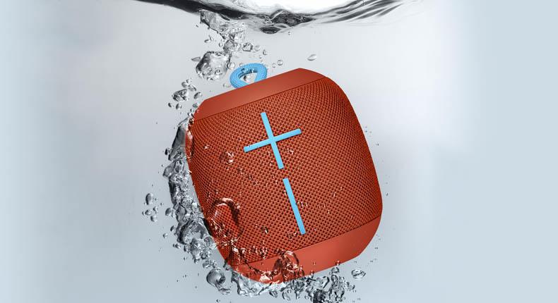 waterproof WONDERBOOM