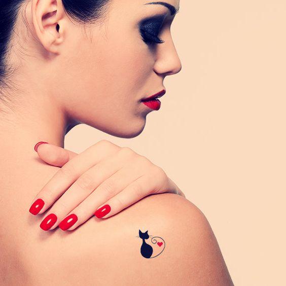 tatoeage poes
