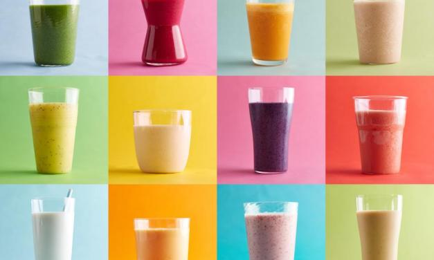 5 tips om een voedzame smoothie te maken
