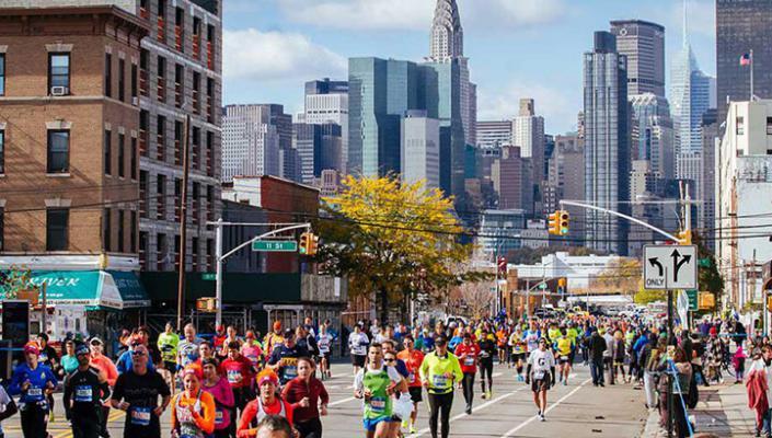 De 5 leukste steden om een marathon te lopen