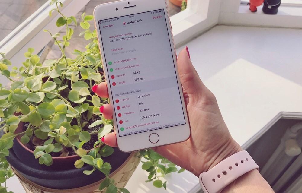 Doen: SOS functie op je telefoon installeren