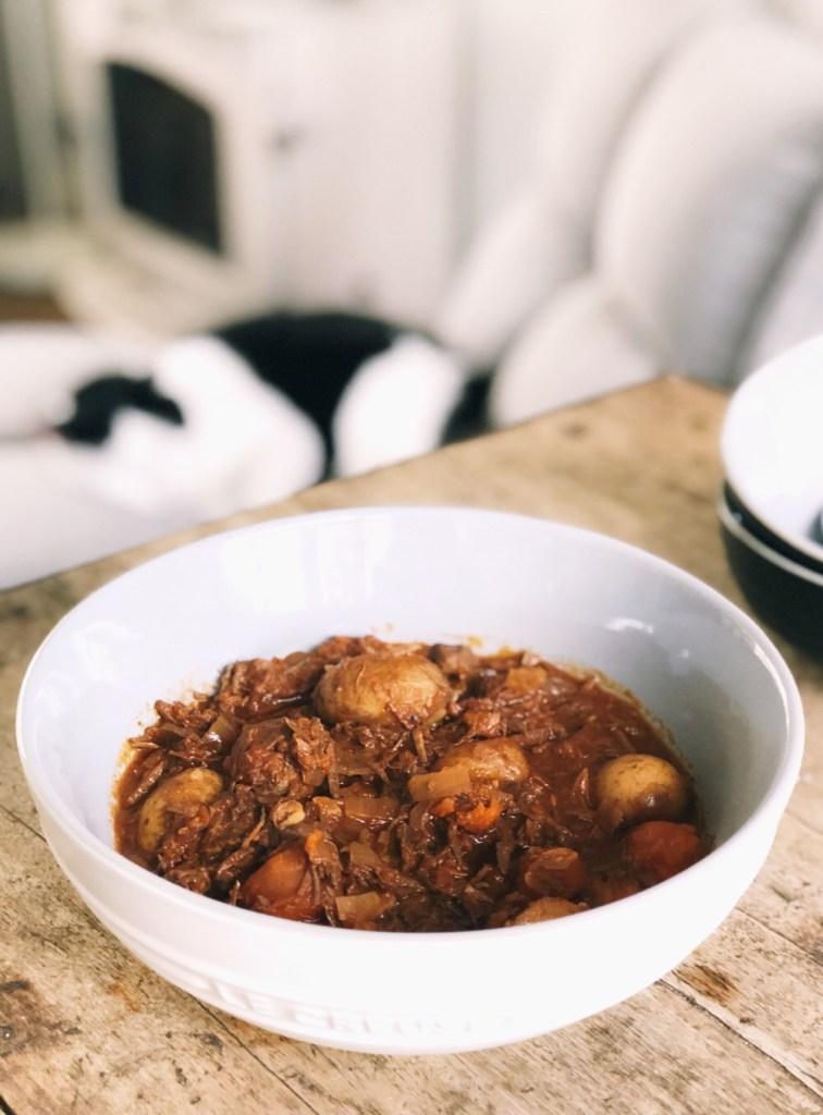 recept rundvleesstoofpot