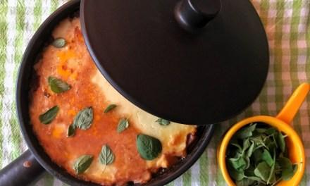 Winterkost recept #3: Moussaka met pompoen