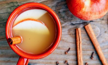 Recept voor Amerikaanse hot apple cider